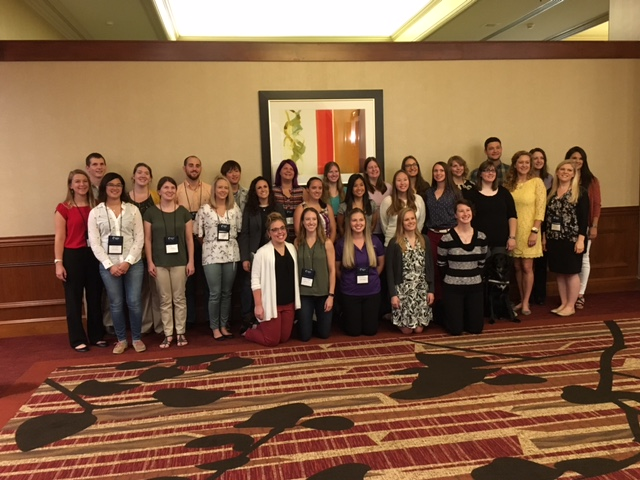 Veterinary Student Attendees at the AKC National Parent Club Conference